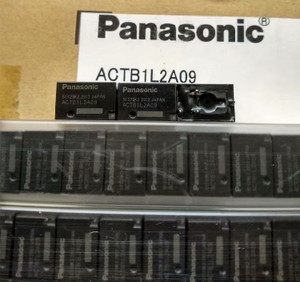 ACTB1L2A09 Panasonic  Electromechanical Relay, SPST, 20A
