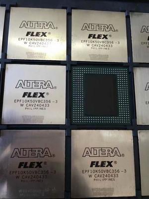 EPF10K50VBC356-3 Intel IC FPGA 274 I/O 356BGA