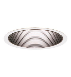 """1005WHS Philips DOWNLIGHT 5"""" OPEN DOWNLIGHT STEP BAFFLE"""