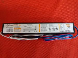 GE 16112 ELECTRONIC BALLAST T8 2-LAMP 120v GE232-120RES-B Instant Start