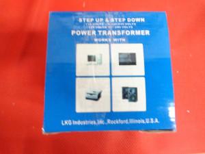 Philmore ST100 Step Up/Sept Down 100 Watt Transformer,NEW Power Step Transformer