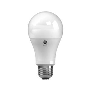GE 36040 - LED7DAV5-4PK A19 A Line Pear LED Light Bulb