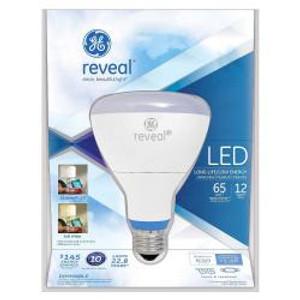 15954 GE Reveal 38-Watt Long Life Incandescent Light Bulb - Soft White