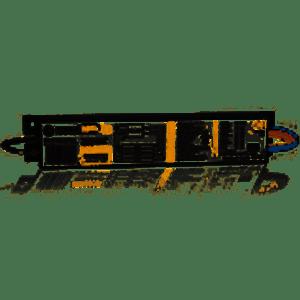 GE 67911 ULTRAMAX GE432MAX-G-H GENERAL SERIES INSTANT START T8 BALLAST