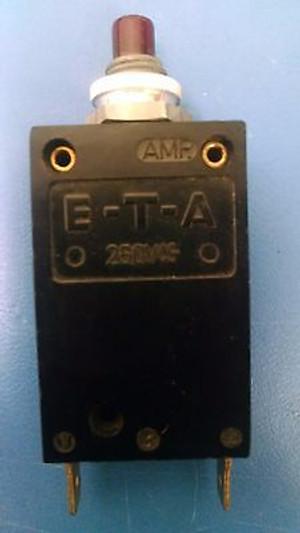 45-700P ETA Push Button Switch ETA Circuit Breaker NEW- SELLING IN PAIRS