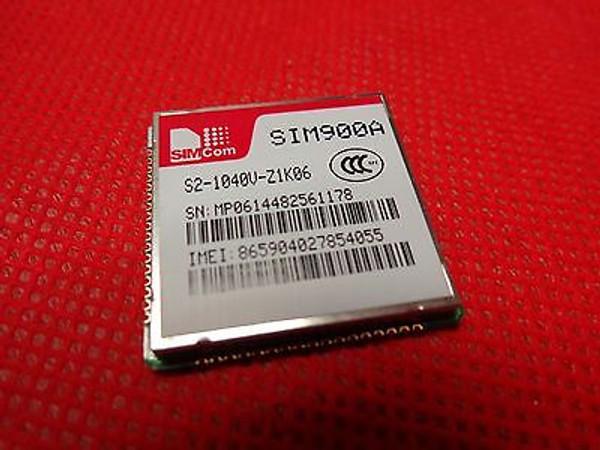SIM900A V2.03 Wireless GPRS GSM Module Dual-band 900/1800MHz (1 PER)