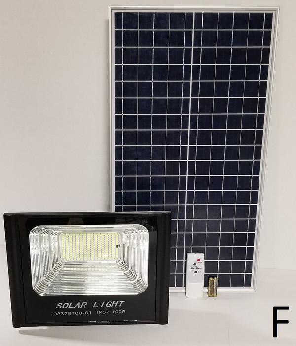 Solar Area Street Lighting  Radio and Garden Lighting