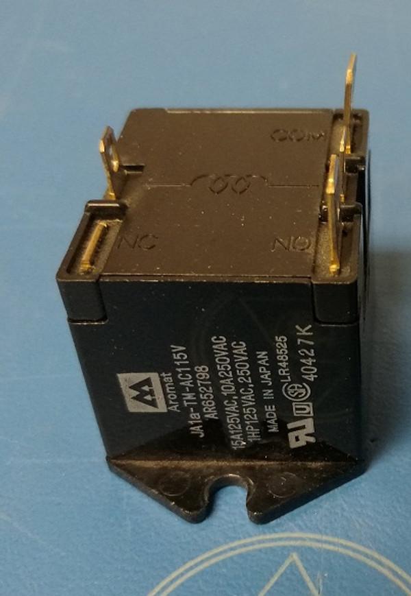 Aromat JA1A-TM-AC115 Relay AR652798