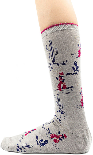 Made In Japan Pair of Men's Crew Gift Socks