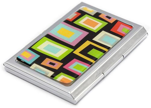Slim Business Card Holder (Pop Color)