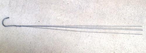 Wire Vanda Basket Hanger (4 sides).