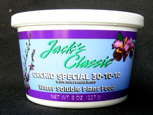 Jack's Classic 30-10-10 fertilizer