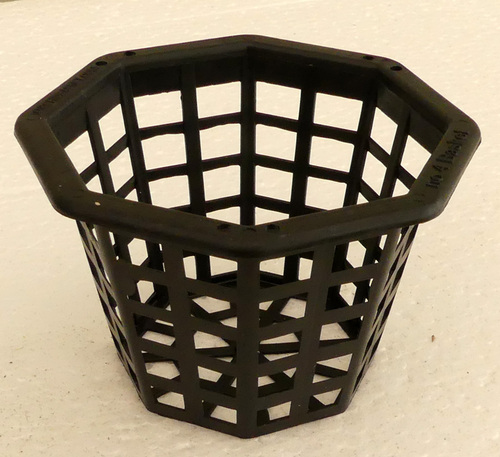 "Plastic Net Pot 4"""