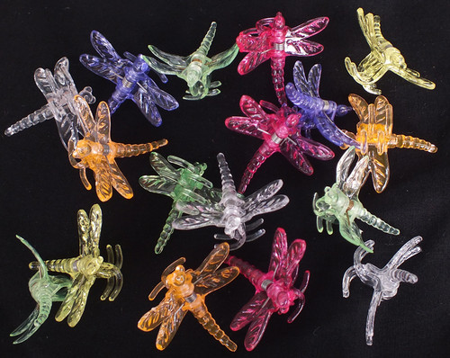 Dragonfly/Butterfly Clips