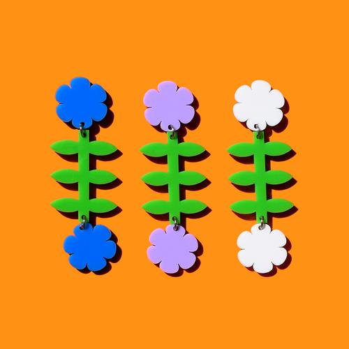 Double Flower Drop