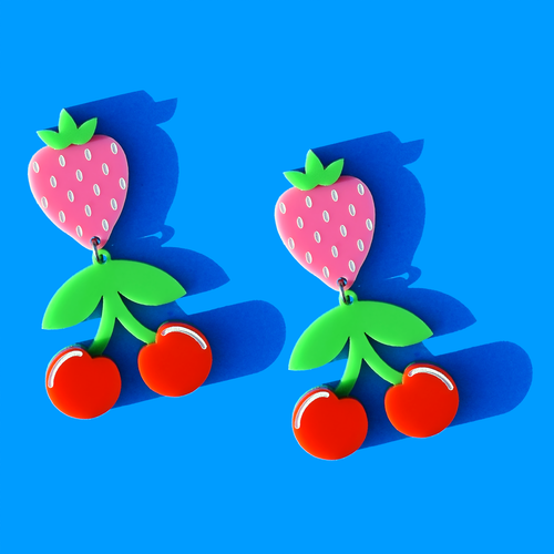 Strawberry Cherry Drop