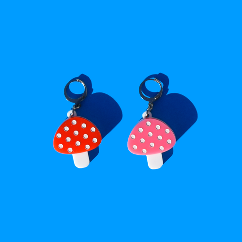 Mini Mushrooms
