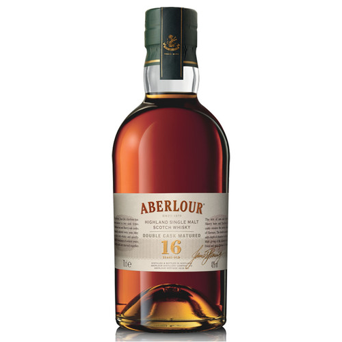 Aberlour 16 Year Double Cask Highland Single Malt Scotch Whisky 750mL