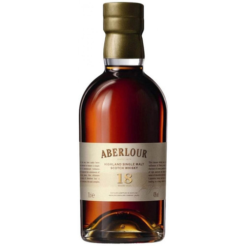 Aberlour 18 Year Double Cask Highland Single Malt Scotch Whisky 750mL