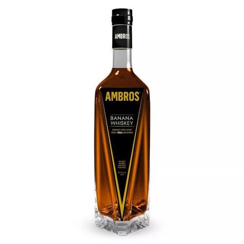 Ambros Banana Flavored Whiskey 750mL