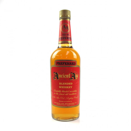 Ancient Age Preferred Blended Whiskey 1.0L