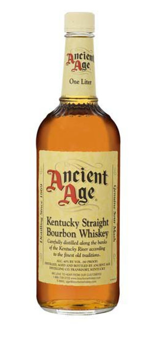 Ancient Age Kentucky Straight Bourbon Whiskey 1.0L