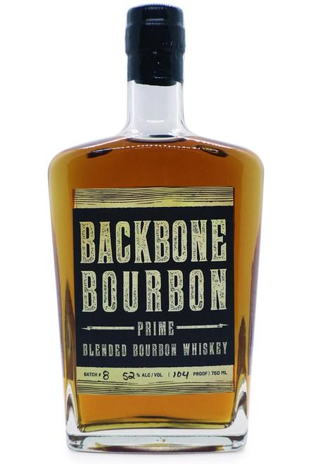 Backbone Prime Blended Bourbon Whiskey 750mL