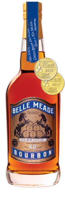 Belle Meade Bourbon Whiskey Finished in XO Cognac Cask 750mL