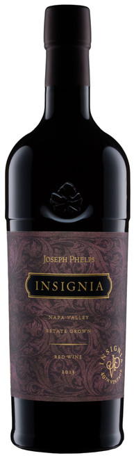 Joseph Phelps 2013 Insignia Napa Valley Estate Grown Red Wine 750mL