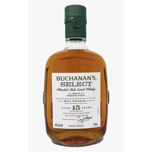 Buchanan's Select Blended Malt Scotch 750mL
