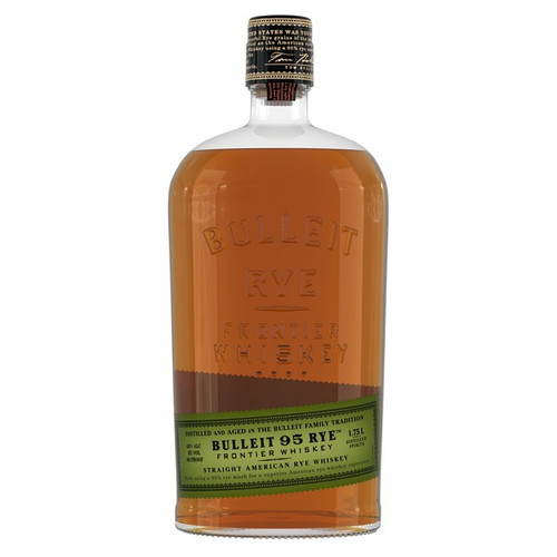 Bulleit 95 Rye Frontier Whiskey Straight American Rye 1.75L