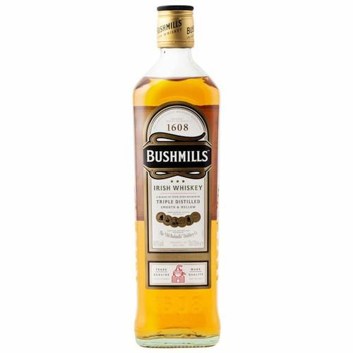 Bushmills Triple Distilled Smooth & Mellow Irish Whisky 750mL