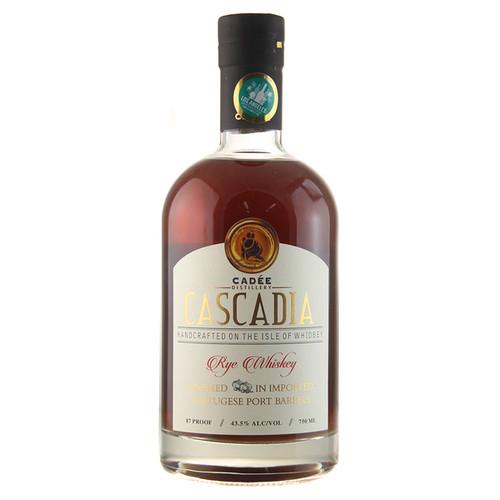 Cadée Cascadia Rye Whiskey 750mL