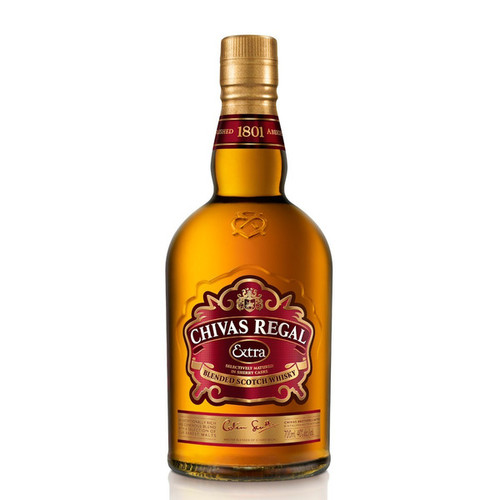 Chivas Regal Extra Blended Scotch Whisky 750mL