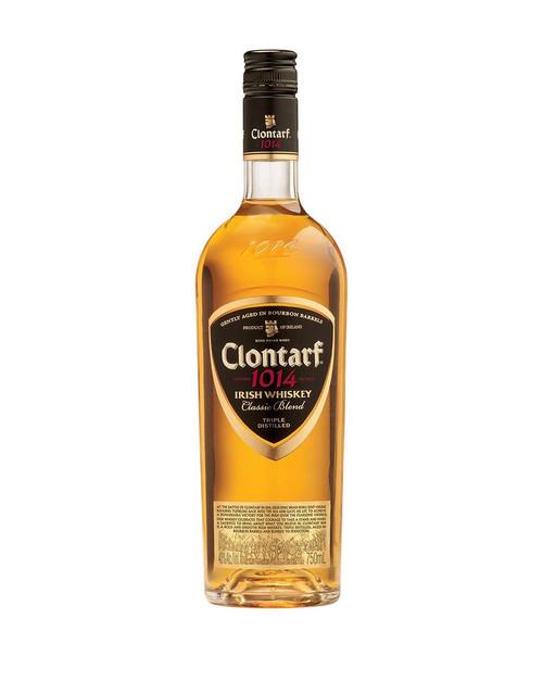 Clontarf 1014 Triple Distilled Classic Blend Irish Whiskey 750mL