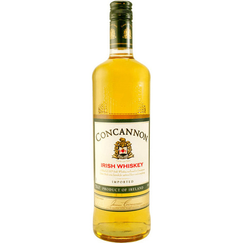 Concannon Irish Whiskey 750mL