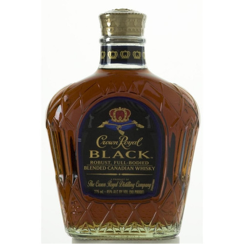 Crown Royal Black Blended Canadian Whisky 375 mL