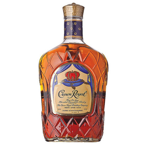 Crown Royal Fine de Luxe Blended Canadian Whisky 1.75L