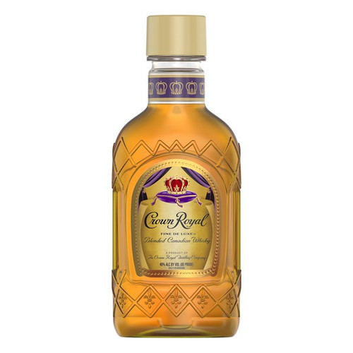 Crown Royal Fine de Luxe Blended Canadian Whisky 200mL