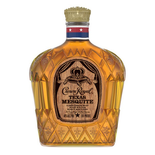 Crown Royal Texas Mequite Blended Canadian Whisky 750mL