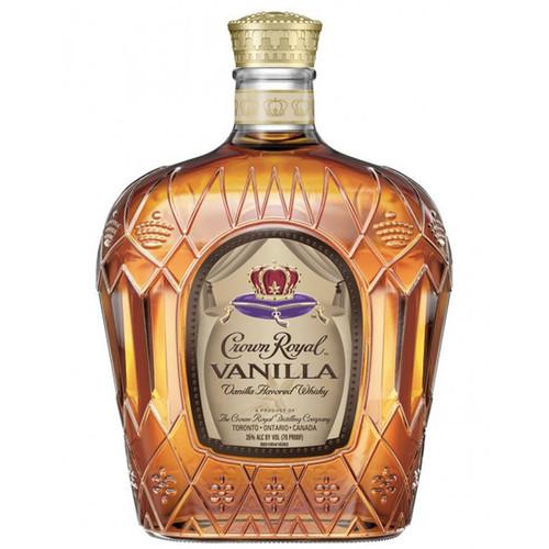Crown Royal Vanilla Flavored Canadian Whisky 1.75