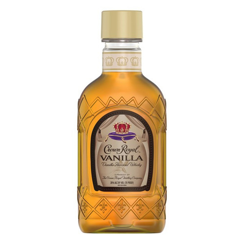 Crown Royal Vanilla Flavored Canadian Whisky 200mL
