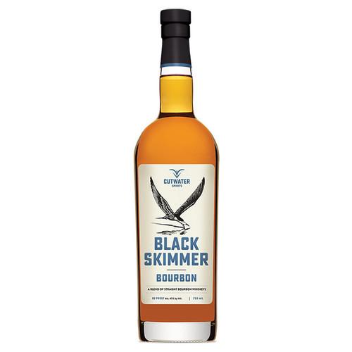 Cutwater Spirits Black Skimmer Bourbon Whiskey 750mL