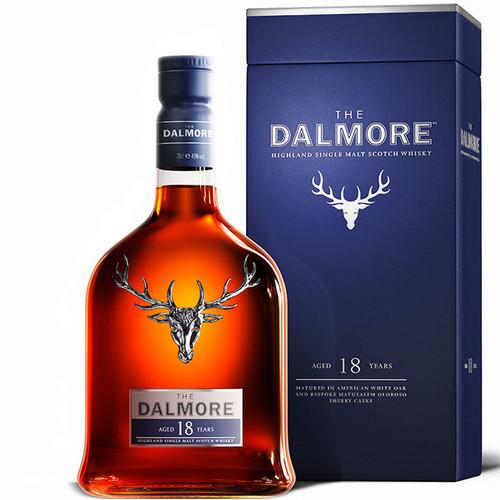 Dalmore 18 Year Highland Single Malt Scotch Whiskey 750mL