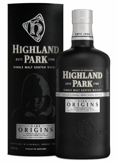 Highland Park The Dark Single Malt Scotch Whisky 750mL