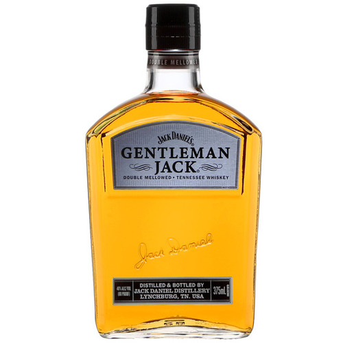 Jack Daniel's Gentleman Jack Double Mellowed Tennessee Whiskey 375mL