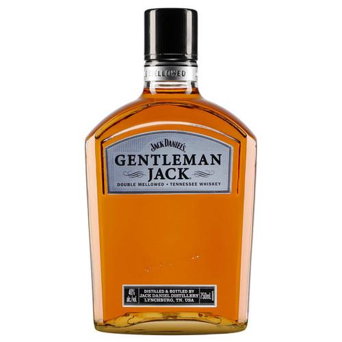 Jack Daniel's Gentleman Jack Tennessee Whiskey 750 mL