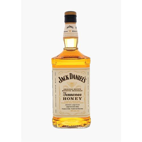 Jack Daniel's Tennessee Honey Flavored Whiskey 750mL
