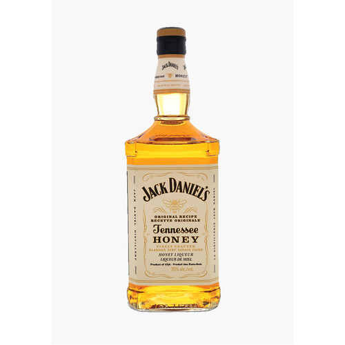 Jack Daniel's Tennessee Honey Flavored Whiskey 750mL