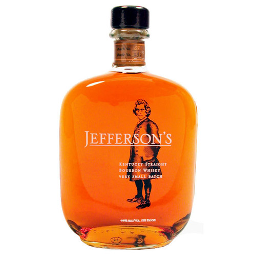 Jefferson's Very Small Batch Blended Kentucky Straight Bourbon Whiskey 750mL